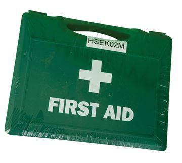 Bild von Erste Hilfe Box