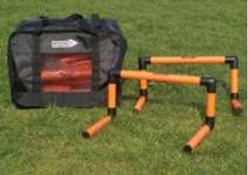 Bild von Hürden Set faltbar - Hürden in Tasche
