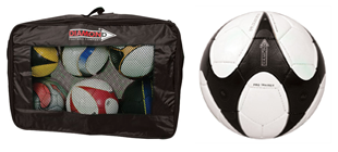 Bild für Kategorie Fussbälle & Ballsäcke